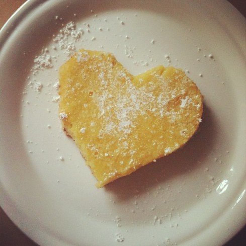 Lemon Bar Love